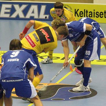 Floorballkamp